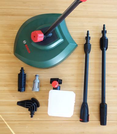 accessoire nettoyeur haute pression bosch