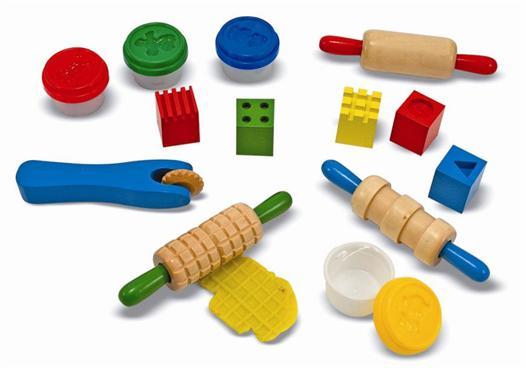 accessoires pâte à modeler
