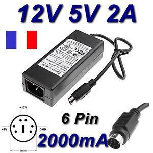 adaptateur 12v 5v