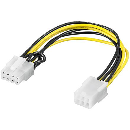 adaptateur 6 pin vers 8 pin