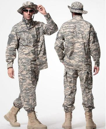 airsoft uniforme