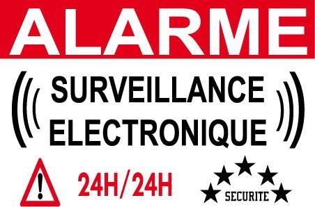alarme et surveillance