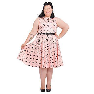 amazon robe grande taille