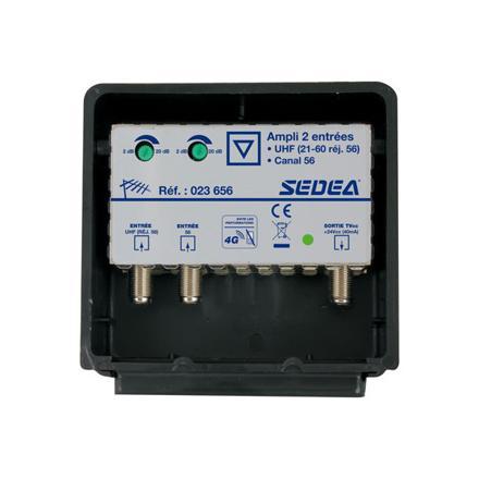 amplificateur antenne tnt exterieur