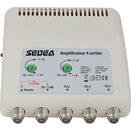 amplificateur de signal tnt hd