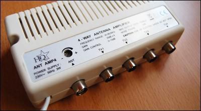 amplificateur tnt puissant