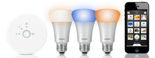 ampoule connectée philips hue
