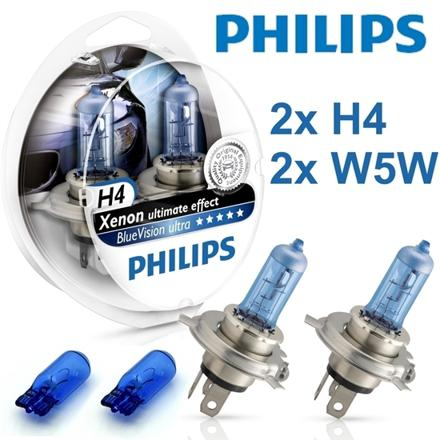 ampoule h4 xenon