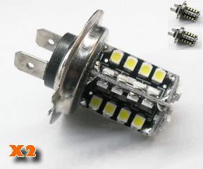 ampoule h7 led 100w