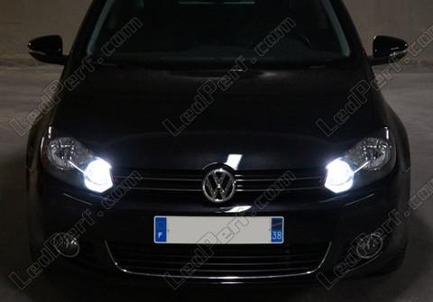 ampoule led golf