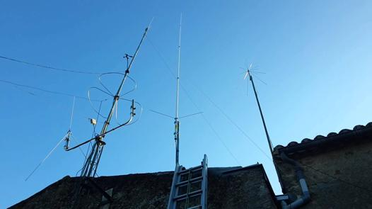 antenne diamond