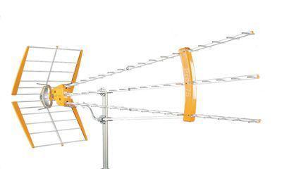 antenne tv extérieure reception difficile