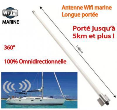 antenne wifi longue portée