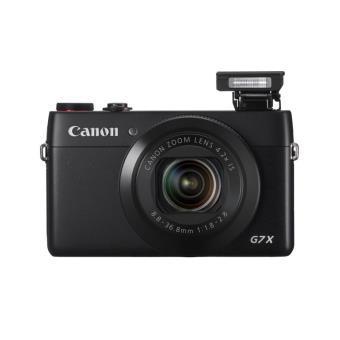 appareil photo compact canon powershot g7x noir
