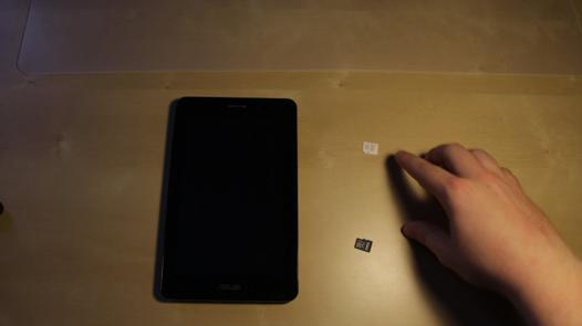 asus tablette carte sim