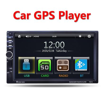 autoradio double din gps