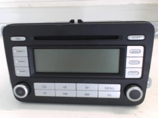 autoradio origine golf 5