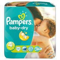 baby dry taille 4