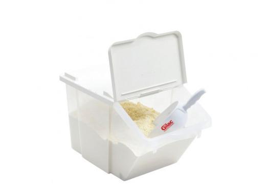 bac alimentaire plastique avec couvercle