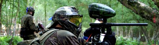 bandeau paintball