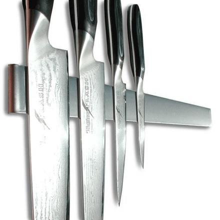 bar aimanté couteaux