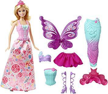barbie 3 en 1