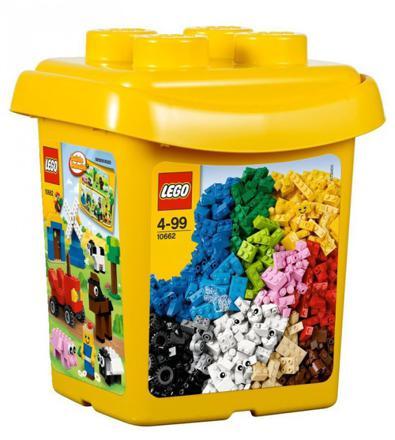 baril briques lego