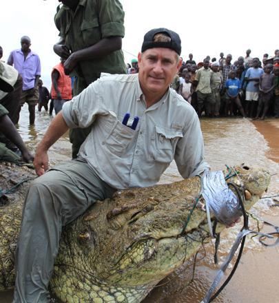 barre crocodile