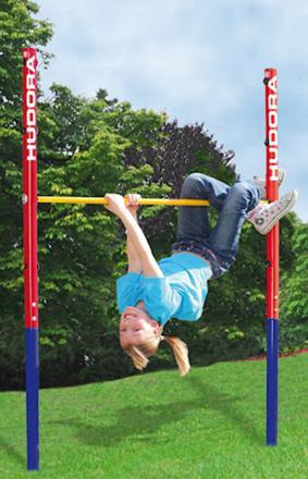 barre de gym jardin