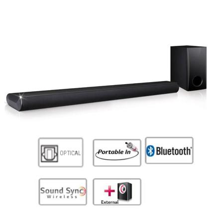 barre de son bluetooth lg