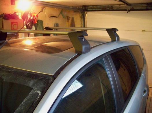 barre de toit c-max