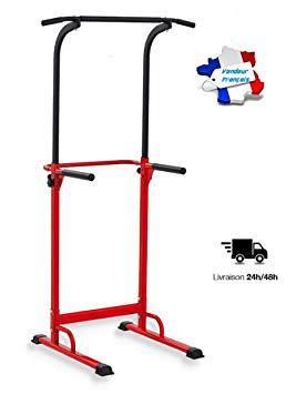 barre de traction chaise romaine