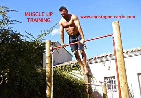 barre pour muscle up