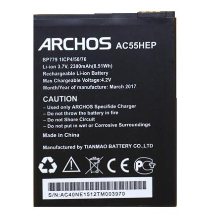 batterie archos 55 helium plus