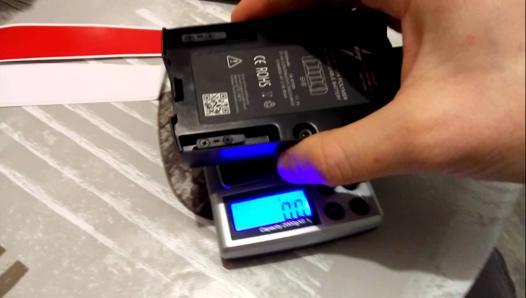 batterie bebop2
