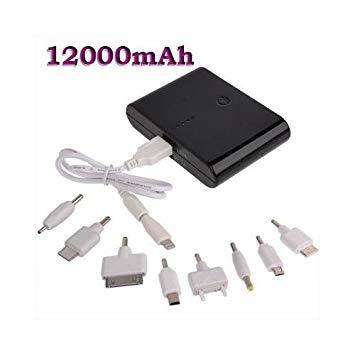 batterie de secours universelle smartphone
