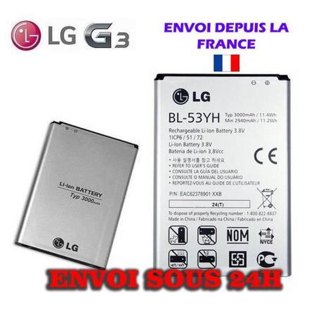 batterie lg g3 origine