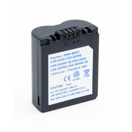 batterie pour appareil photo lumix