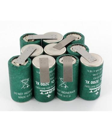 batterie pour aspirateur de table black et decker dustbuster