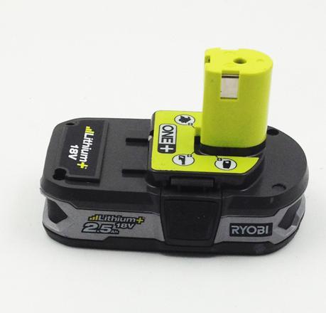 batterie ryobi 18v 2.5ah