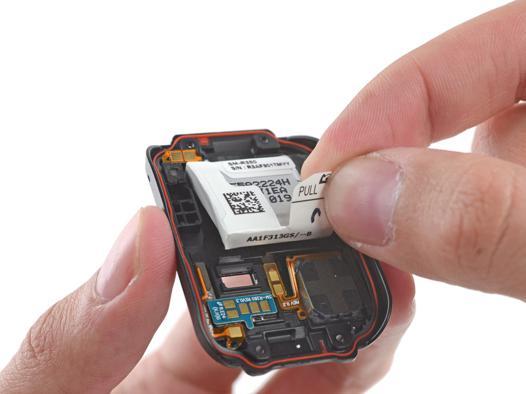 batterie samsung gear