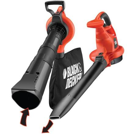 black & decker gw3030 aspirateur/souffleur/broyeur de feuilles 3000 w
