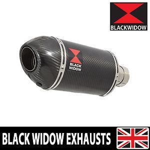 black widow silencieux