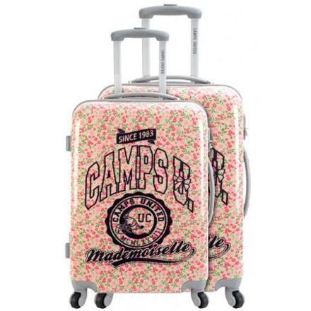 bleu cerise valise