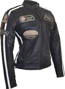 blouson femme moto