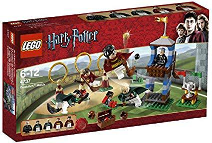 boite lego harry potter
