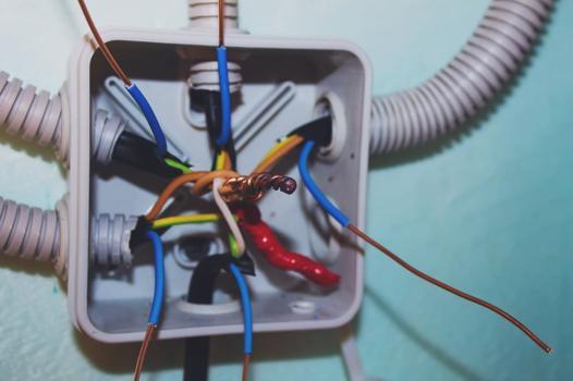 boitier de dérivation électrique