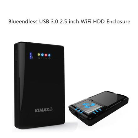 boitier hdd 2.5 wifi