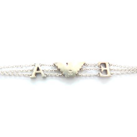 bracelet armani femme