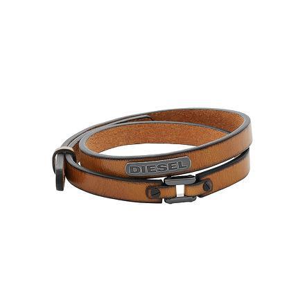 bracelet en cuir homme diesel